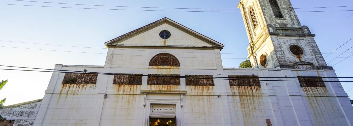 St. Augustine Church - Treme