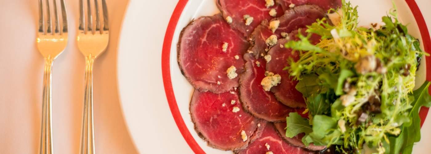 Arnaud's Restaurant – Reveillon Dinner