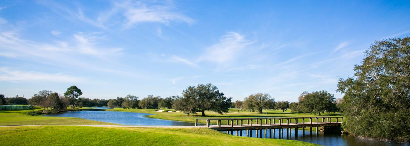 Bayou Oaks Golf Course- City Park