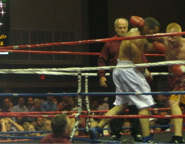 Boxing at Ponchartrain Center