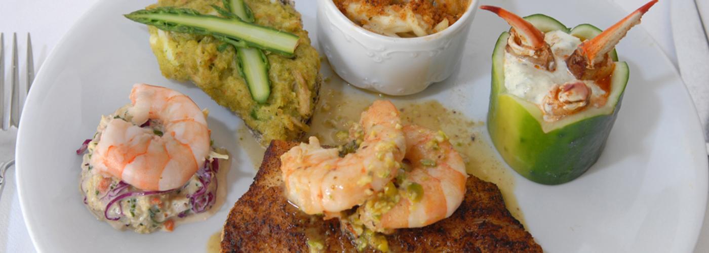 Brigtsen Seafood Platter