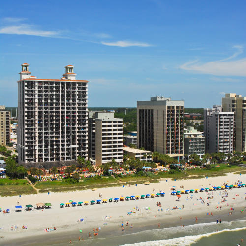 Surfside beach vacation rentals for Garden city myrtle beach hotels