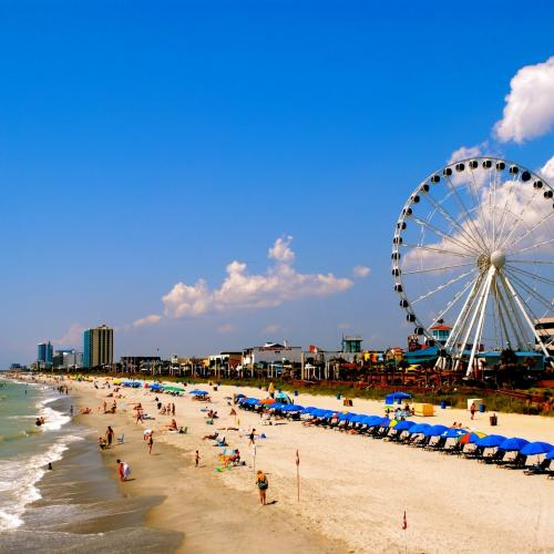 Myrtle Beach SC Myrtle Beach Hotels Resorts Attractions