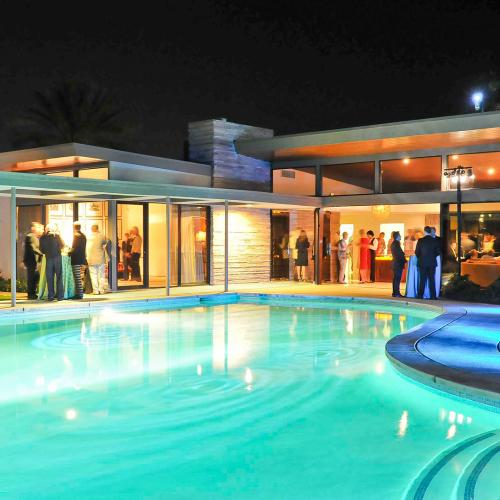 unique homes for weddings in greater palm springs web