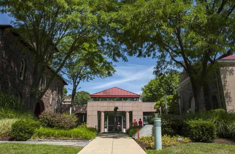 Bucks county pennsylvania doylestown michener art museum outside solutioingenieria Choice Image