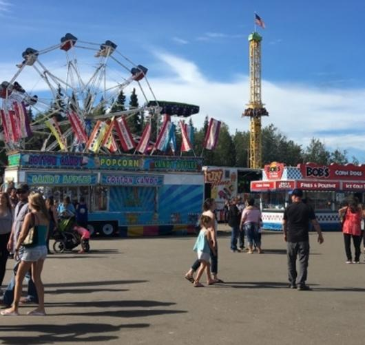 Tanana Valley state fair