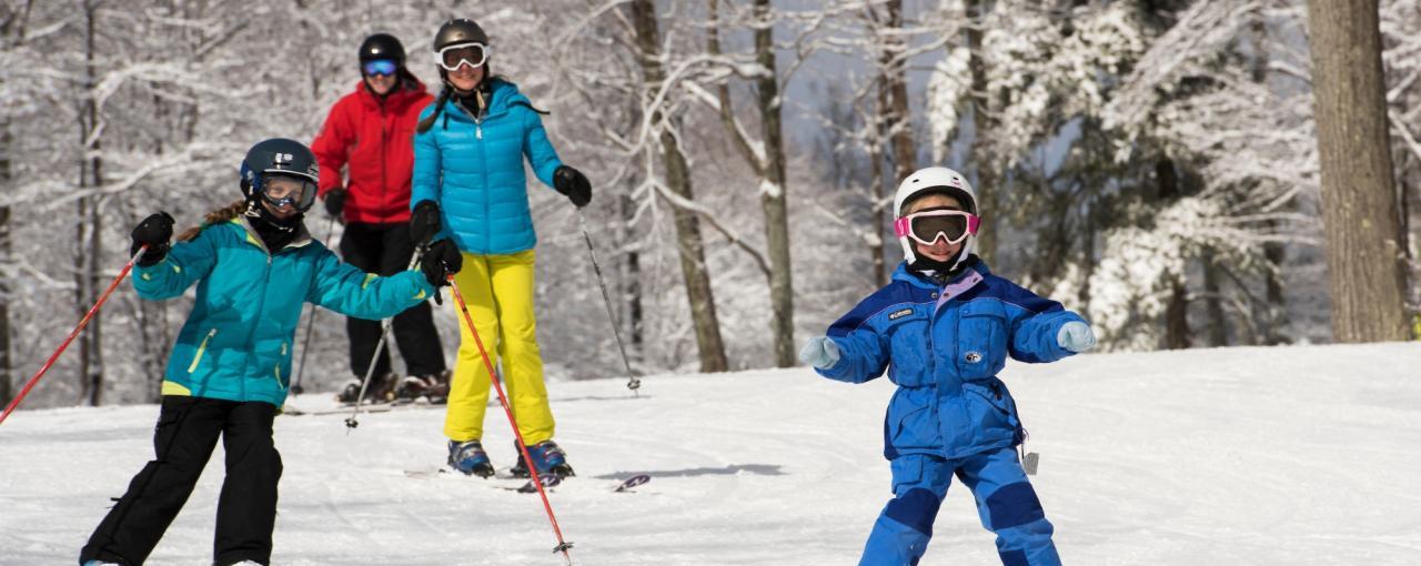 Bristol Mountain Ski Center - Photo by NYS ESD