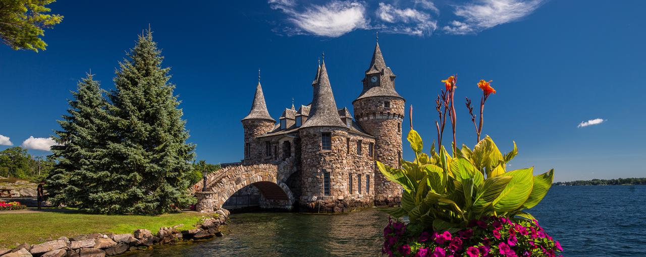 Boldt Castle - Photo Courtesy of Beautiful Destinations
