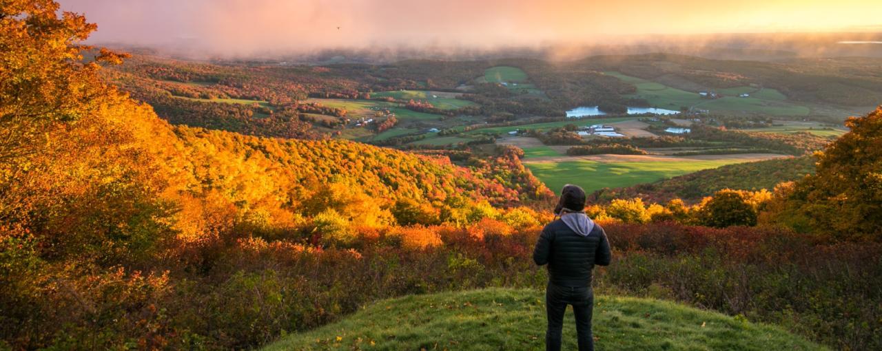 Utsayantha Mountain - Fall - Photo by Beautiful Destinations