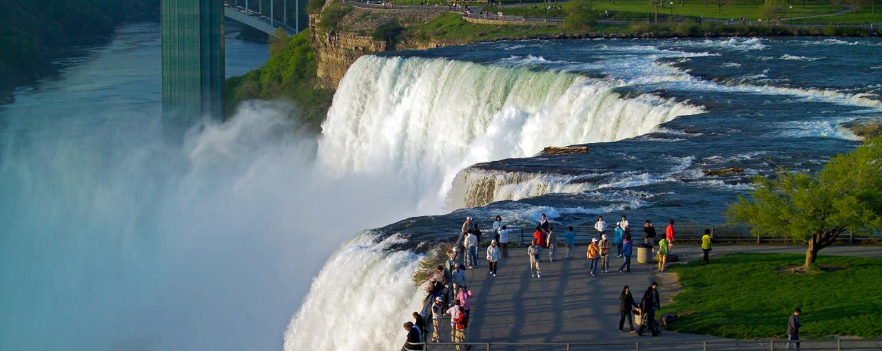 Niagara Falls - Photo by NYS ESD