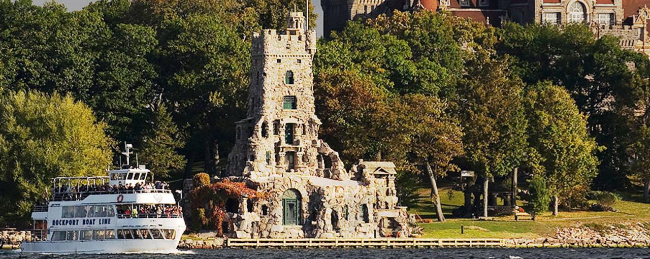 thousand islands attractions