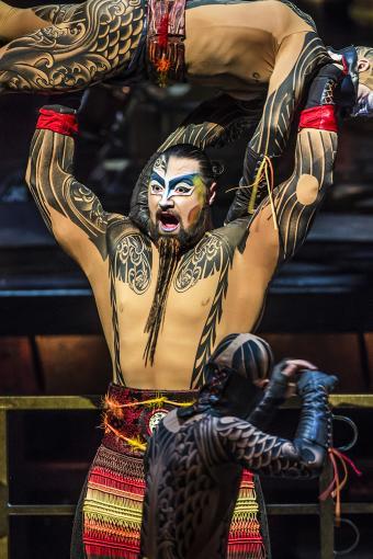 KA Cirque du Soleil at MGM Grand Hotel and Casino