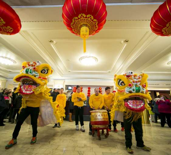 Chinese New Year Celebration: Butterfly Lovers Concerto