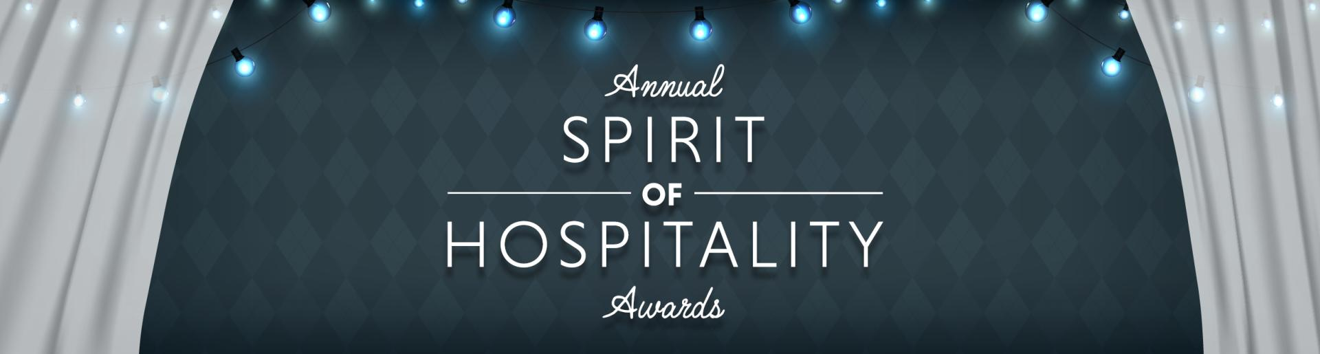 Spirit of Hospitality Awards