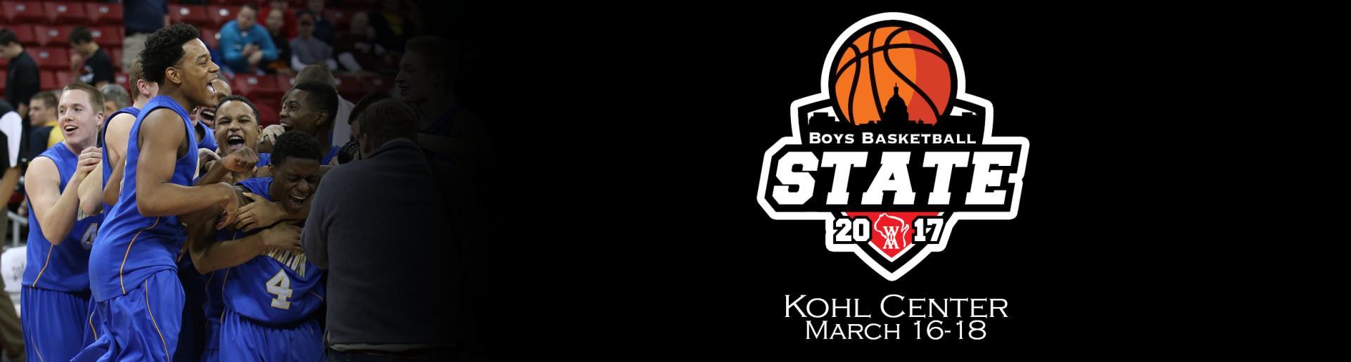 WIAA 2017 :: Boys Basketball