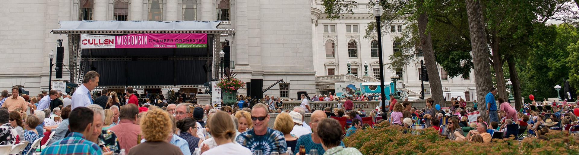 Concerts on the Square