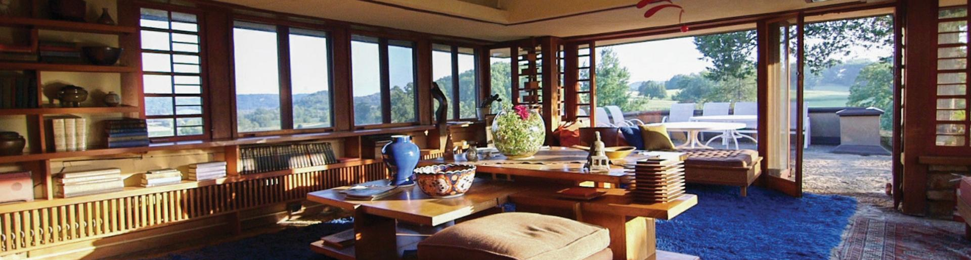 Frank Lloyd Wright Taliesin Preservation