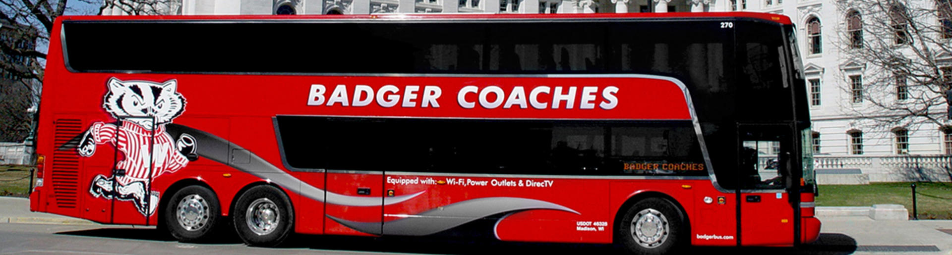 Buses and Charters