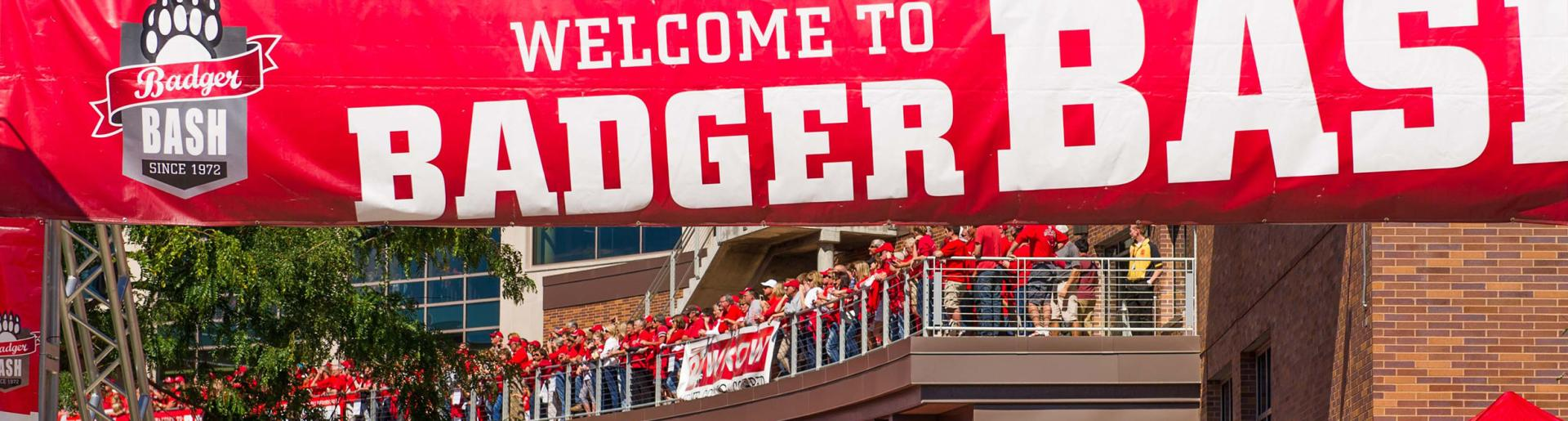Welcome to Badger Bash