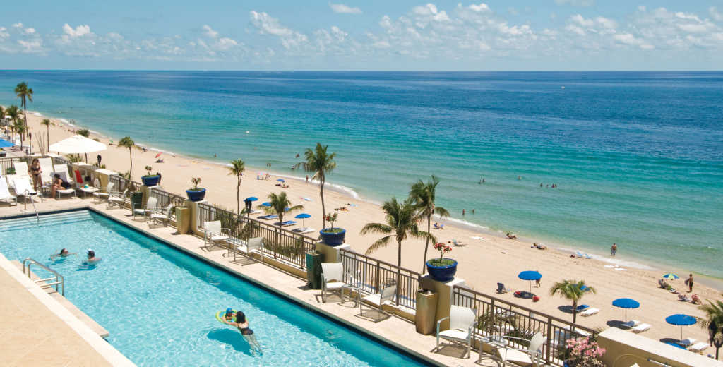 Fort Lauderdale Beach Hotels  Reviews Photos  Maps