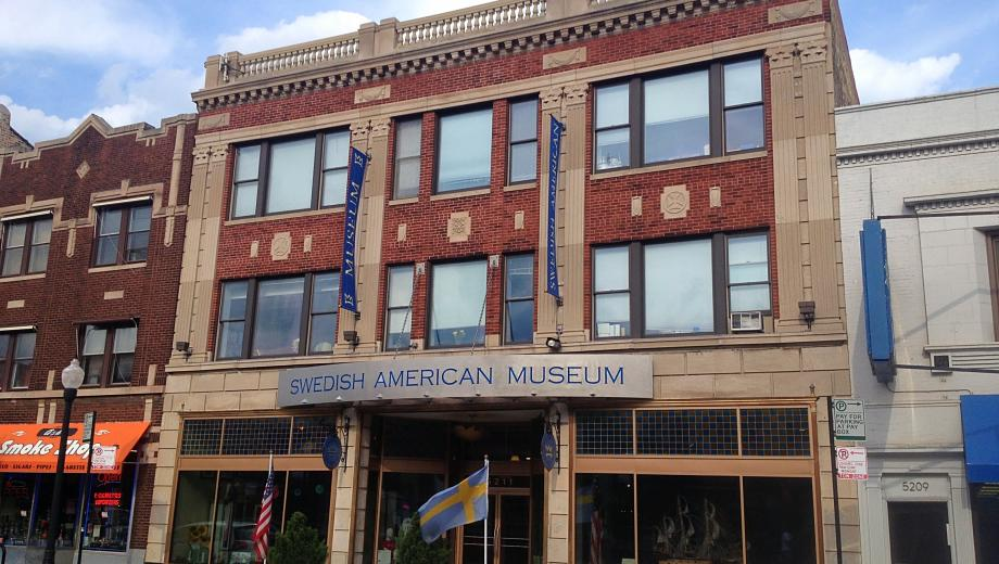 S Is For Swedish American Museum Exploring Chicago A Z
