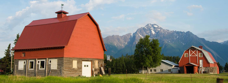 Colony Era Barn