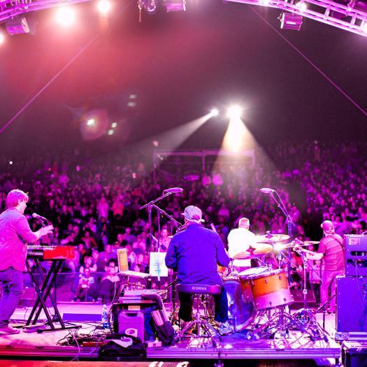 Big Stars Bright Nights -Concert