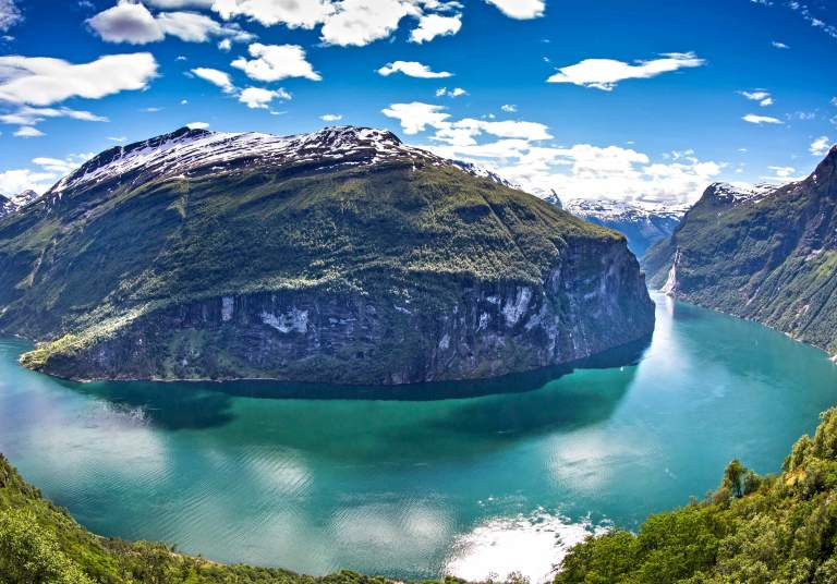 Geiranger & Norway in a nutshell