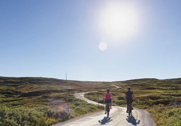 Sykkeltur til Prestholt