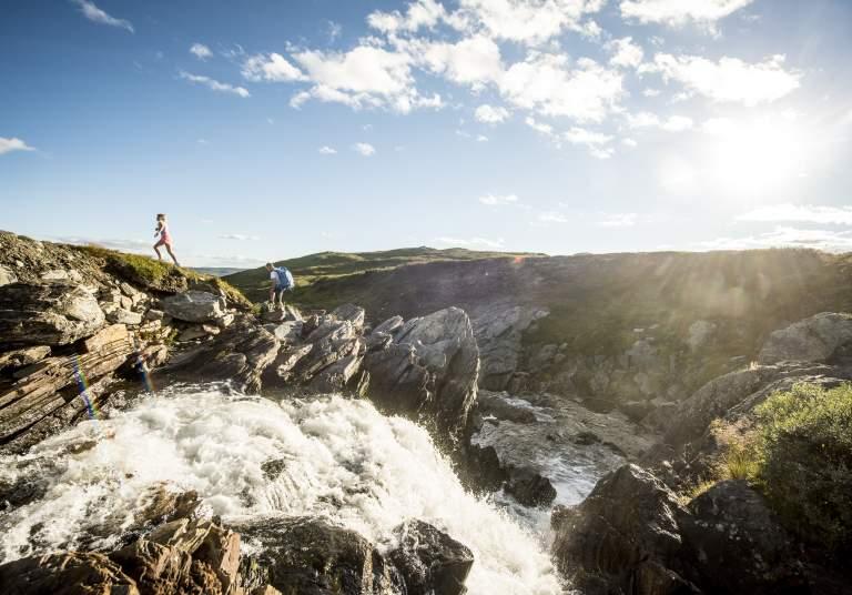 Sommer i Ål i Hallingdal
