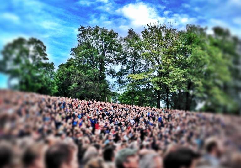 Copy of Norwegian Wood festival, Oslo