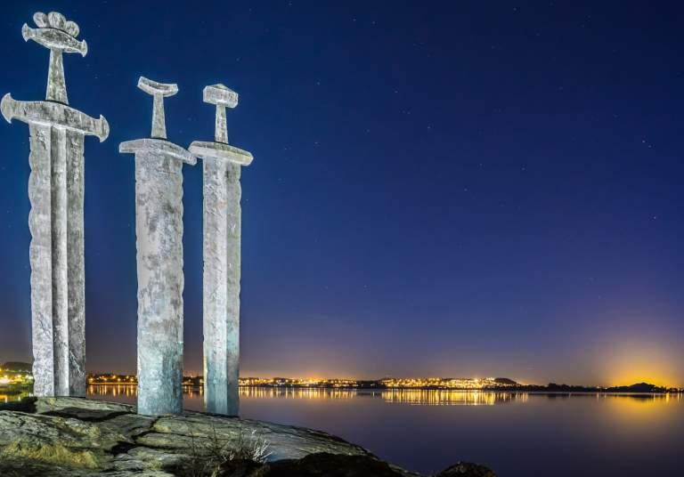 Sword In Stone Hafrsfjord