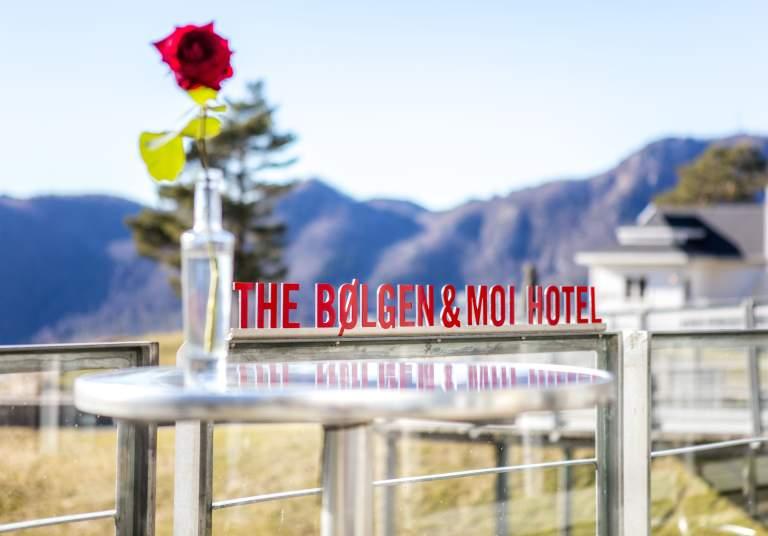 The Bølgen & Moi Hotel Utsikten Kvinesdal Norway