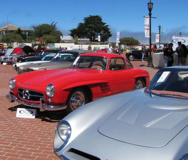 Things to Do in Monterey This Weekend including Monterey
