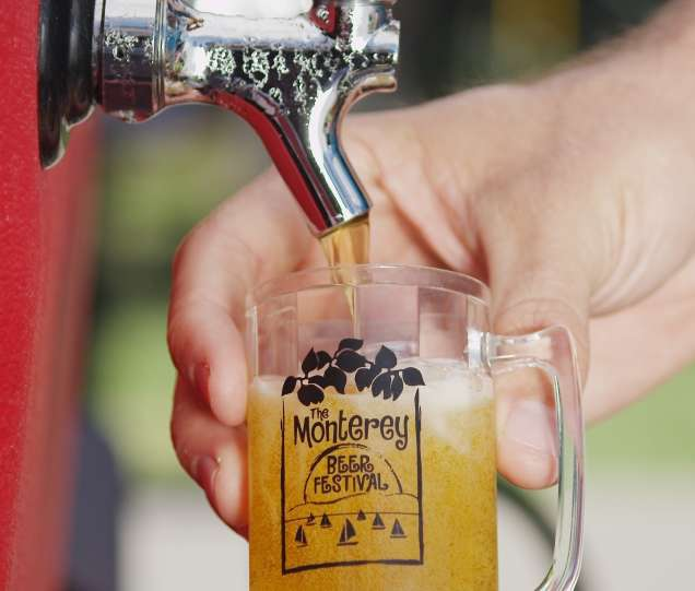 Cheers to the 17th Annual Monterey Beer Festival: July 7, 2018