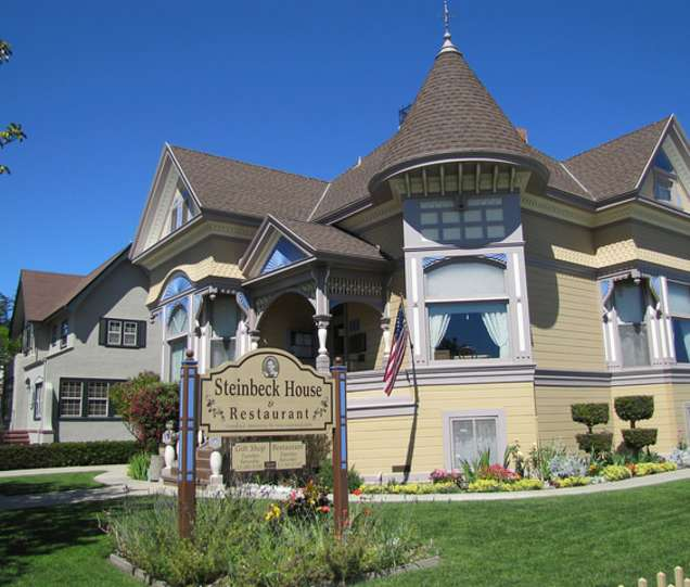 eat your way through history at the steinbeck house in