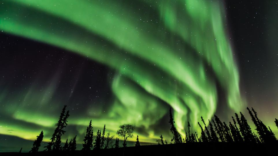 ... Viewing Lures People From All Over The World During The U201cAurora Seasonu201d  From August 21 To April 21. Fairbanksu0027 Location Is Ideal For Northern Lights  ... Photo