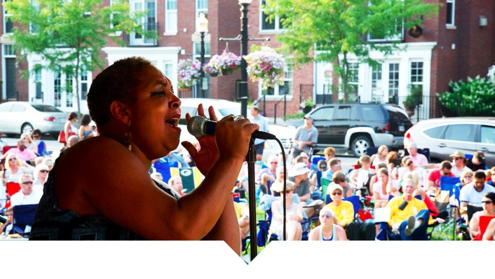 Summer Concert Series in Carmel, Indiana