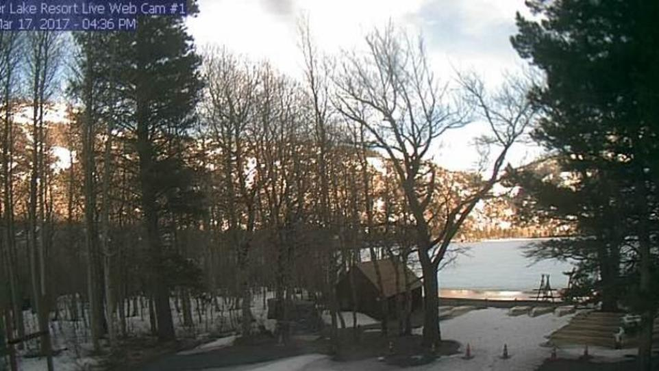 Silver Lake Resort webcam image