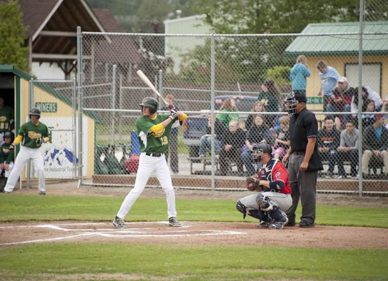 Mat-Su Miners baseball.