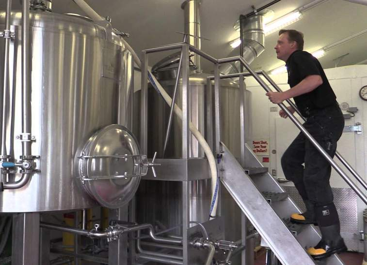 Arkose Brewery Tour