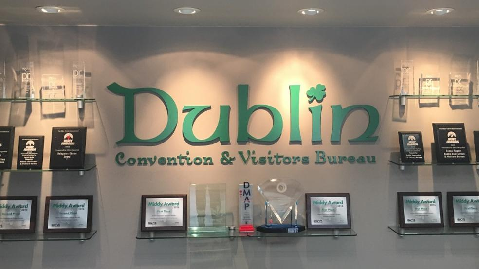 About the Dublin CVB