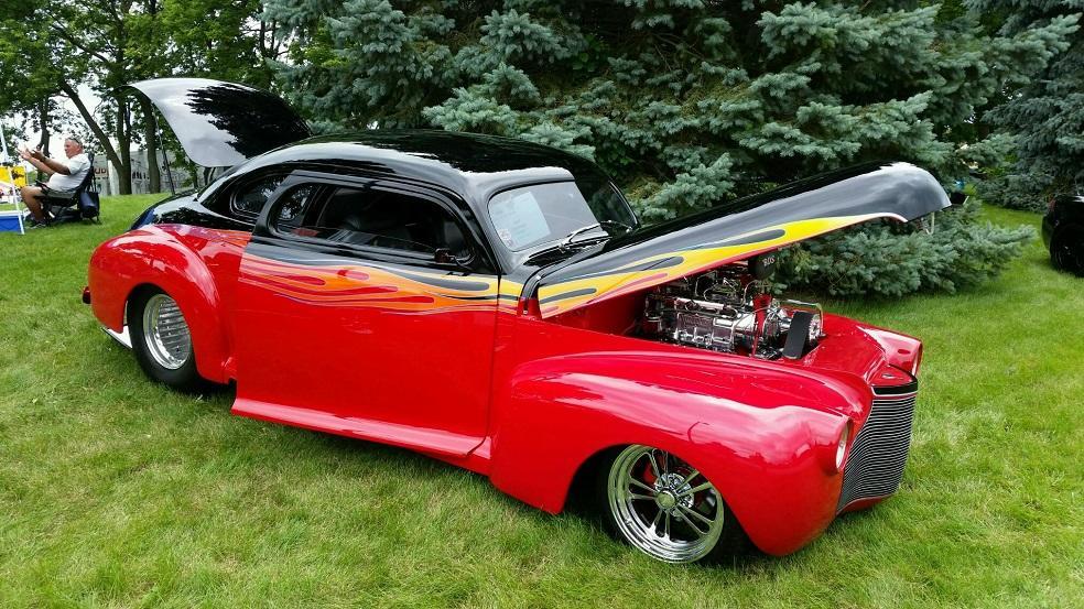 Arthritis Car Show