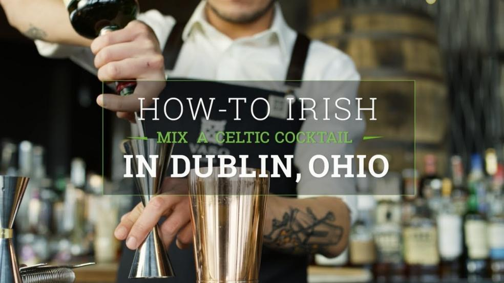 How-to Mix a Celtic Cocktail