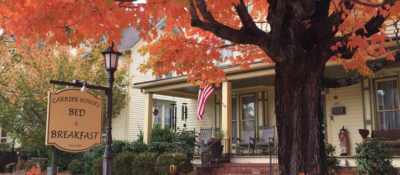 Carrier Houses Historic B&B}