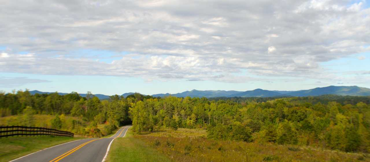 Driving Tours in Rutherford County}