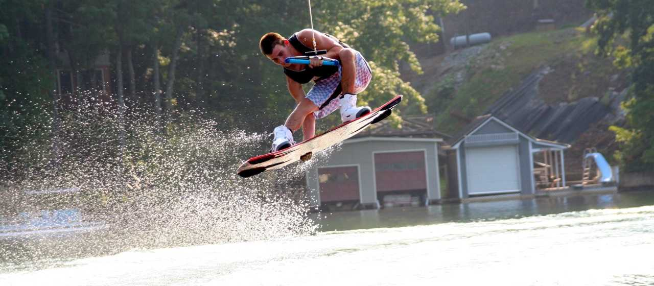 Wakeboarder}