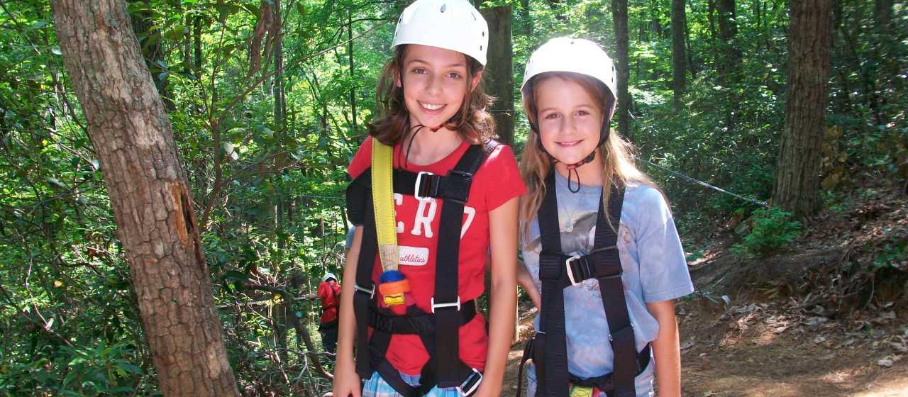 Zipline at Canopy Ridge}
