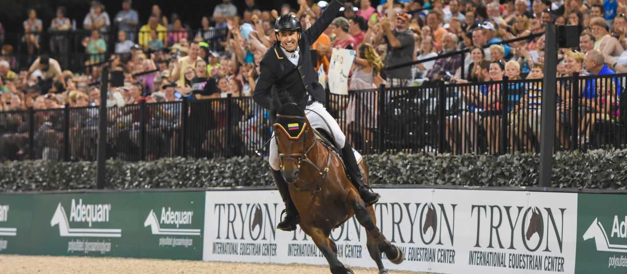 World Equestrian Games coming to TIEC}