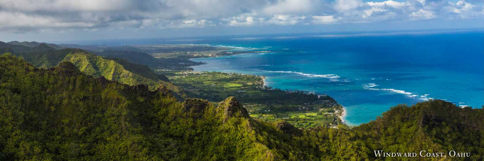 Windward Coast Oahu